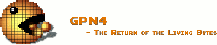 GPN4 - The Return of the Living Bytes