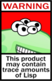 Lisplogo warning 256.png